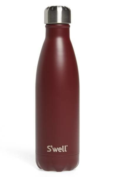 "Save water and drink wine with this insulated Swell bottle. Get it at <a href=""http://shop.nordstrom.com/s/swell-bordeaux-ins"