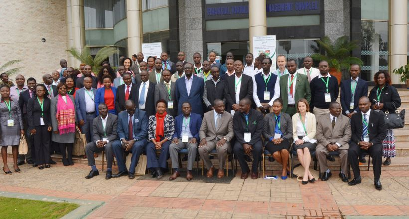 AIMS Fruits & Vegetables Conference held in Nairobi, Sept 13, 2017