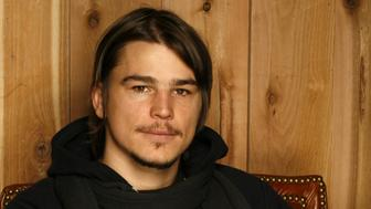 Josh Hartnett during 2006 Sundance Film Festival - 'Lucky Number Slevin' Portraits at HP Portrait Studio in Park City, Utah, United States. (Photo by J. Vespa/WireImage)
