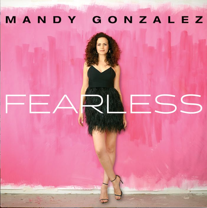 "Gonzalez's debut album, ""Fearless,"" is due out Oct. 20."