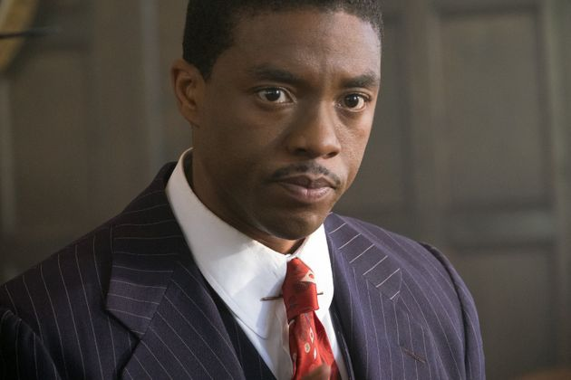 Chadwick Boseman On Suiting Up To Play Thurgood Marshall And Black