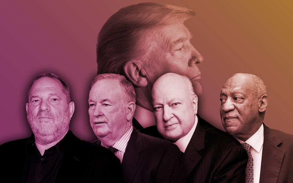 Why (Some) Powerful Creeps Are Finally Starting To Face