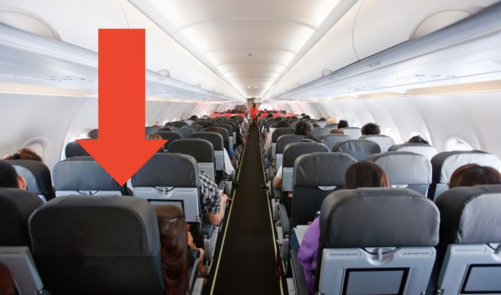 Here S Where You Should Sit On A Plane To Get The Best