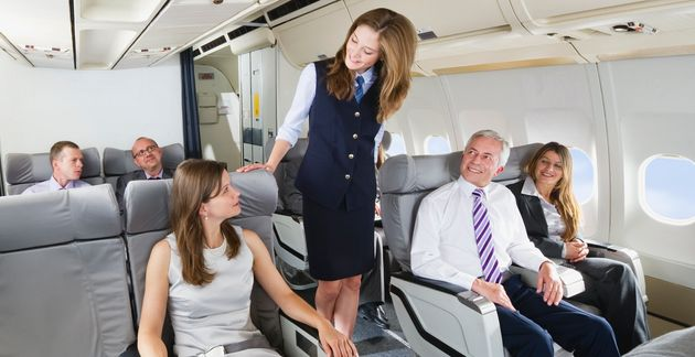 Here's Where You Should Sit On A Plane To Get The Best