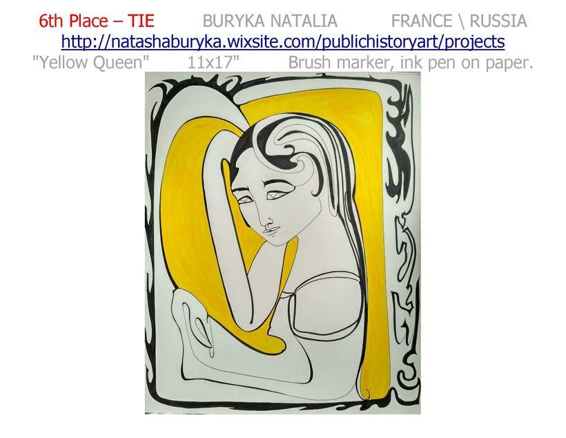 "<a rel=""nofollow"" href=""http://natashaburyka.wixsite.com/publichistoryart/projects"" target=""_blank"">NATALIA WEB SITE</a>"