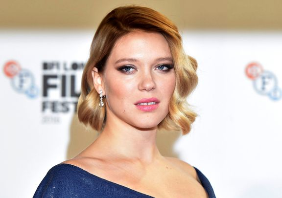 "L� Seydoux poses as she arrives for the gala screening of the film ""It's only the end of the world"", during the 60th British Film Institute (BFI) London Film Festival at Leicester Square in London, Britain October 14, 2016. REUTERS/Hannah McKay"