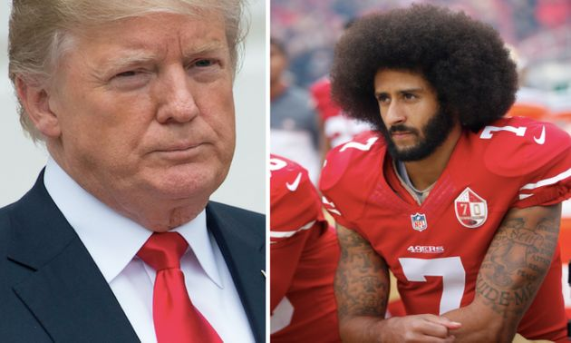 Donald Trump: Colin Kaepernick Would've Stopped Protest If NFL Suspended