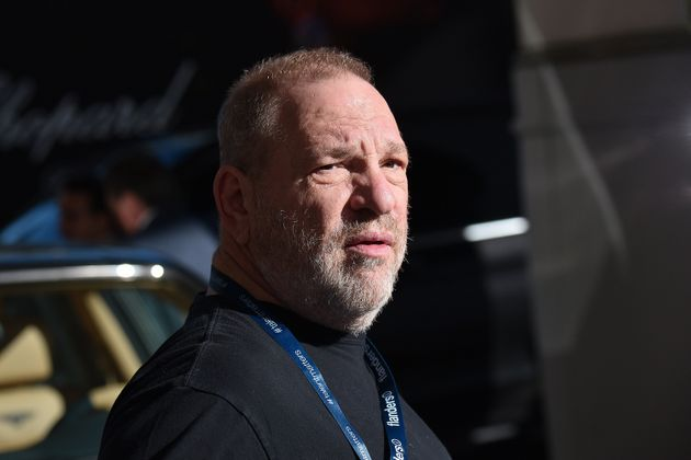 An audio of Harvey Weinstein arguing with a young model at a hotel was included with The New Yorker