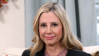 UNIVERSAL CITY, CA - OCTOBER 10:  Actress Mira Sorvino attends Hallmark's 'Home & Family' at Universal Studios Hollywood on October 10, 2017 in Universal City, California.  (Photo by David Livingston/Getty Images)