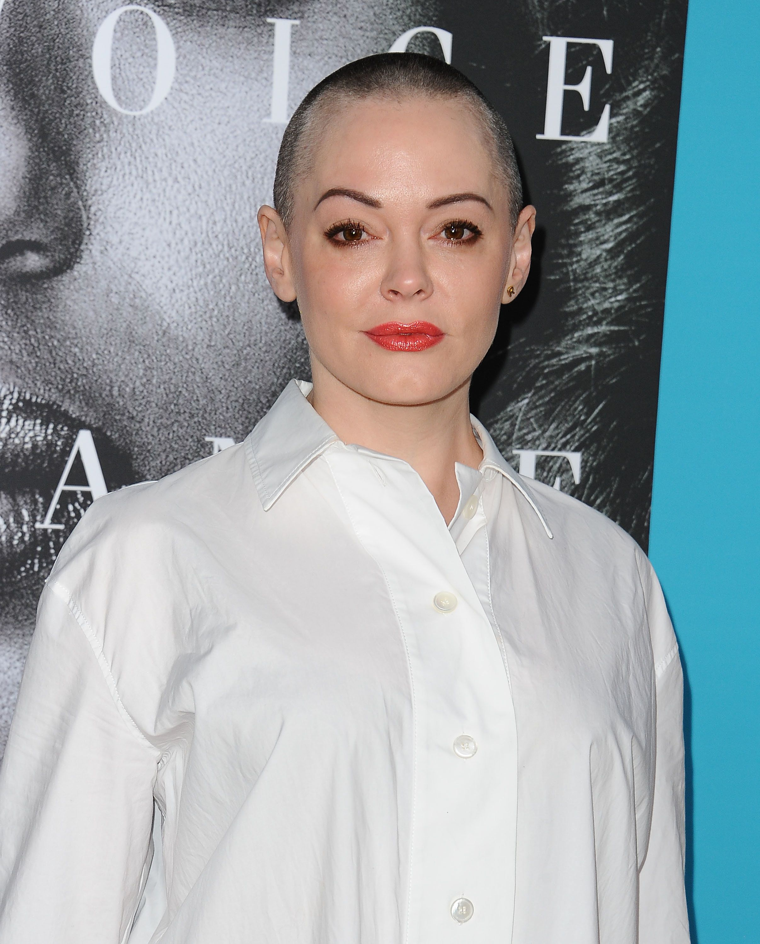 Rose McGowan back on Twitter