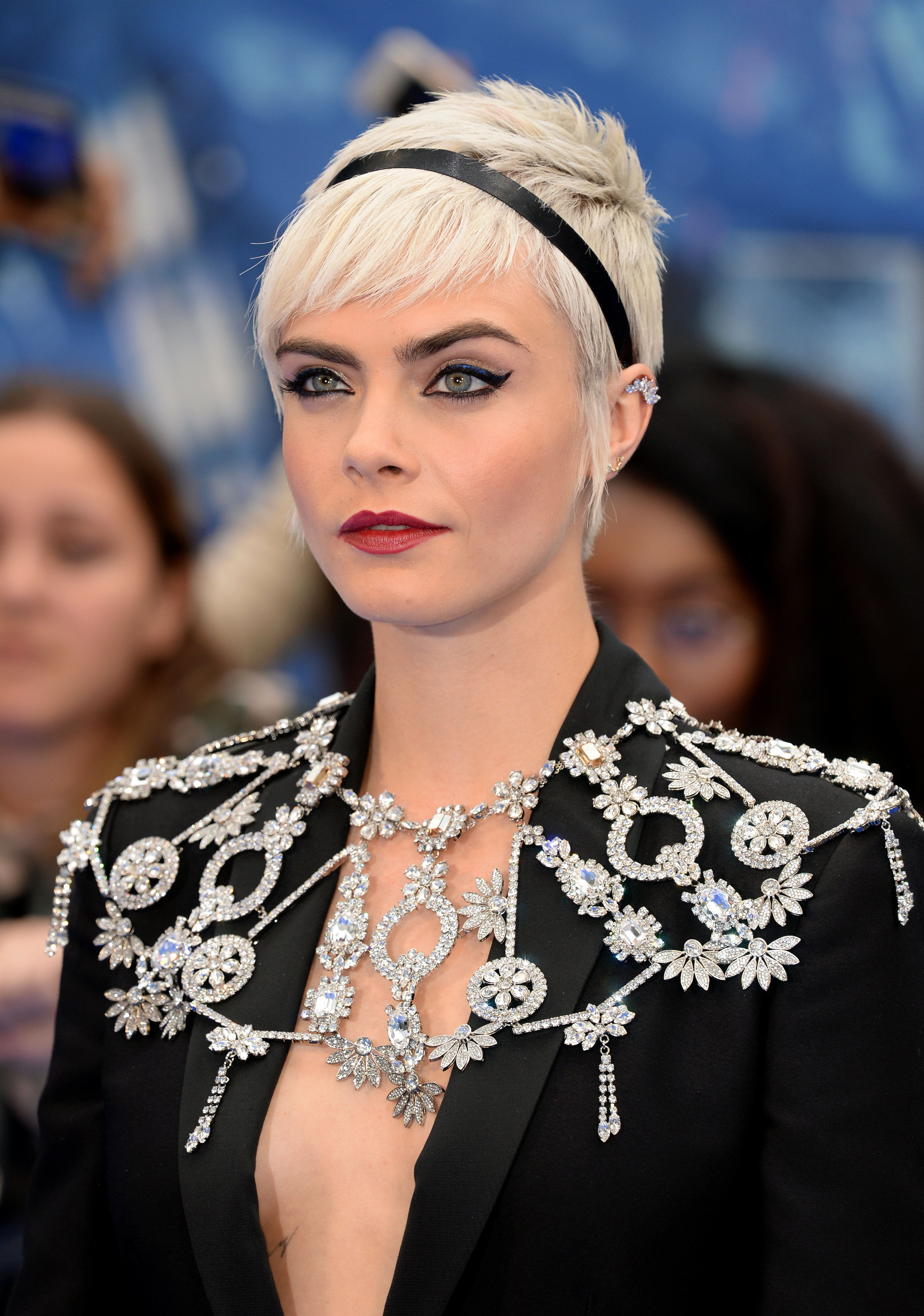 Cara Delevingne Details 'Odd And Uncomfortable' Harvey Weinstein Experience