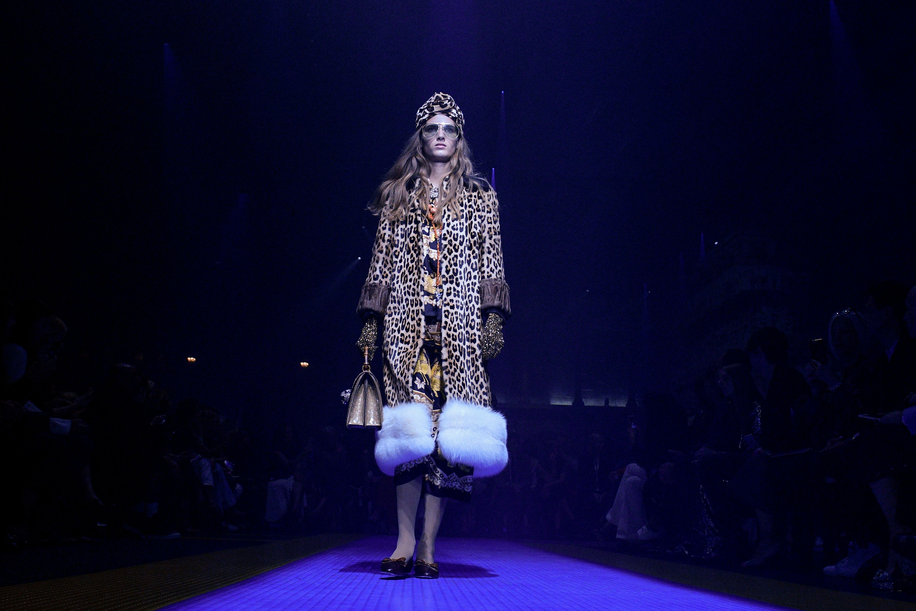 Gucci's New Sustainable Stance On Going Fur-Free Is A Fashion Game-Changer