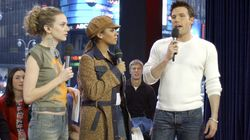 Ben Affleck Apologises For Groping MTV Host Hilarie