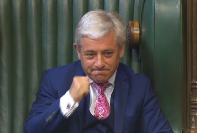 John Bercow Says MPs Have 'Right' To Try And Block