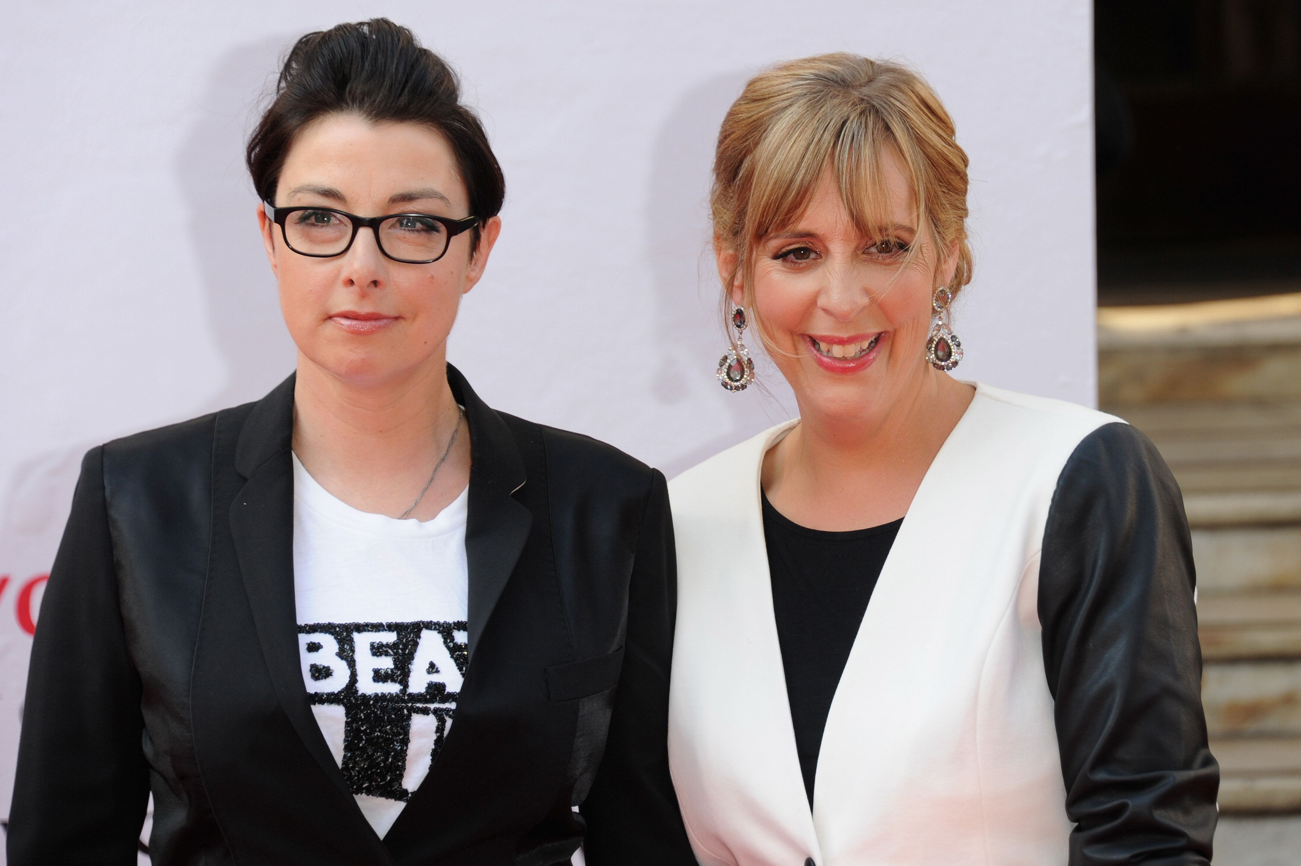 Mel And Sue Are Planning A Fitting Tribute To Bruce