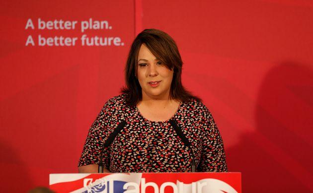 Dewsbury MP Paula