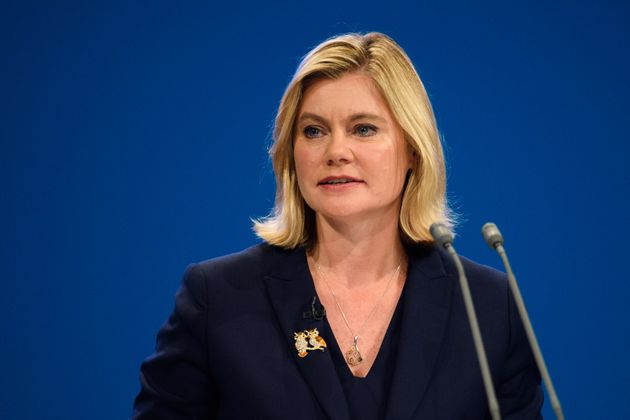 Justine Greening says parents have a responsibility to tackle period