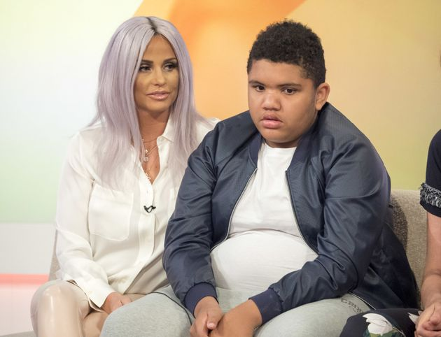 Katie and Harvey Price on 'Loose