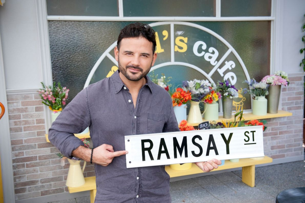 Ryan Thomas Confirms He's To Say 'G'Day' To A Brand New Soap