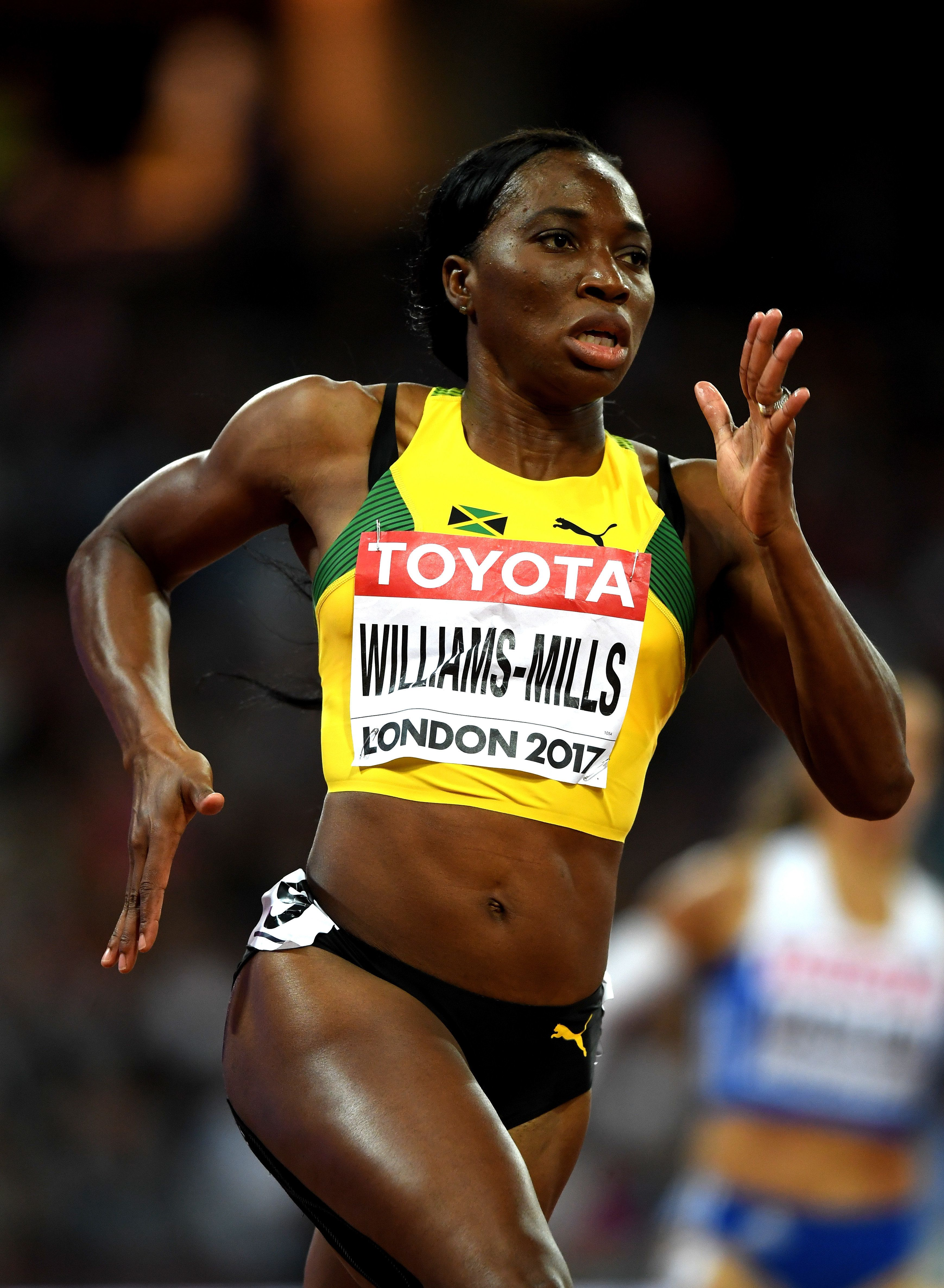 Fit Fix: Olympian Novlene Williams-Mills Didn't Let Breast Cancer Impact Her
