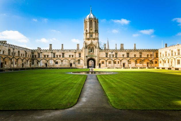 Around 45,000 people apply to study at Oxford University each