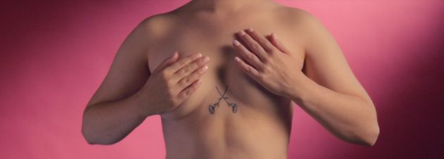 CoppaFeel! Advert Shows First Female Nipple On Daytime TV To Help Women Check Breasts For