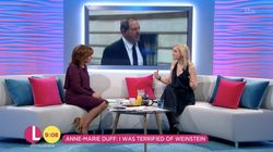 Actress Anne-Marie Duff Says She Was Misquoted About Weinstein On