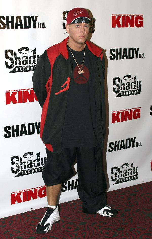 a look back at eminems image over the years huffpost