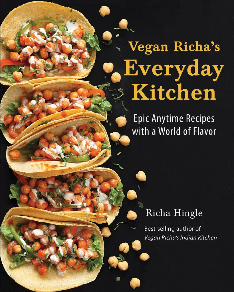 Everyday cooking and a world of flavor with vegan richa huffpost vegan richas indian kitchen know my taste buds are somewhat hardwired to prefer deep complex flavor so i tend to amp up even the simplest recipe forumfinder Images