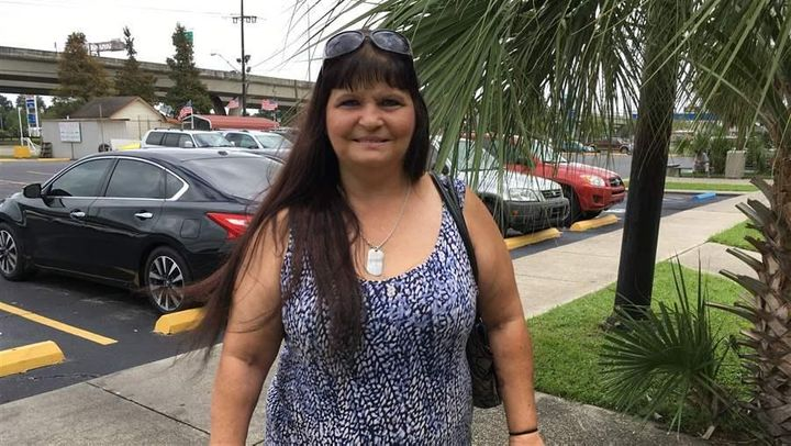 Brandi Wagner is disabled and unable to work because of the depression and anxiety she developed in the wake of Hurricane Kat
