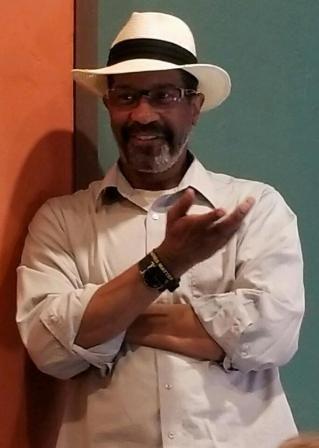 Photo of filmmaker Andre Campbell