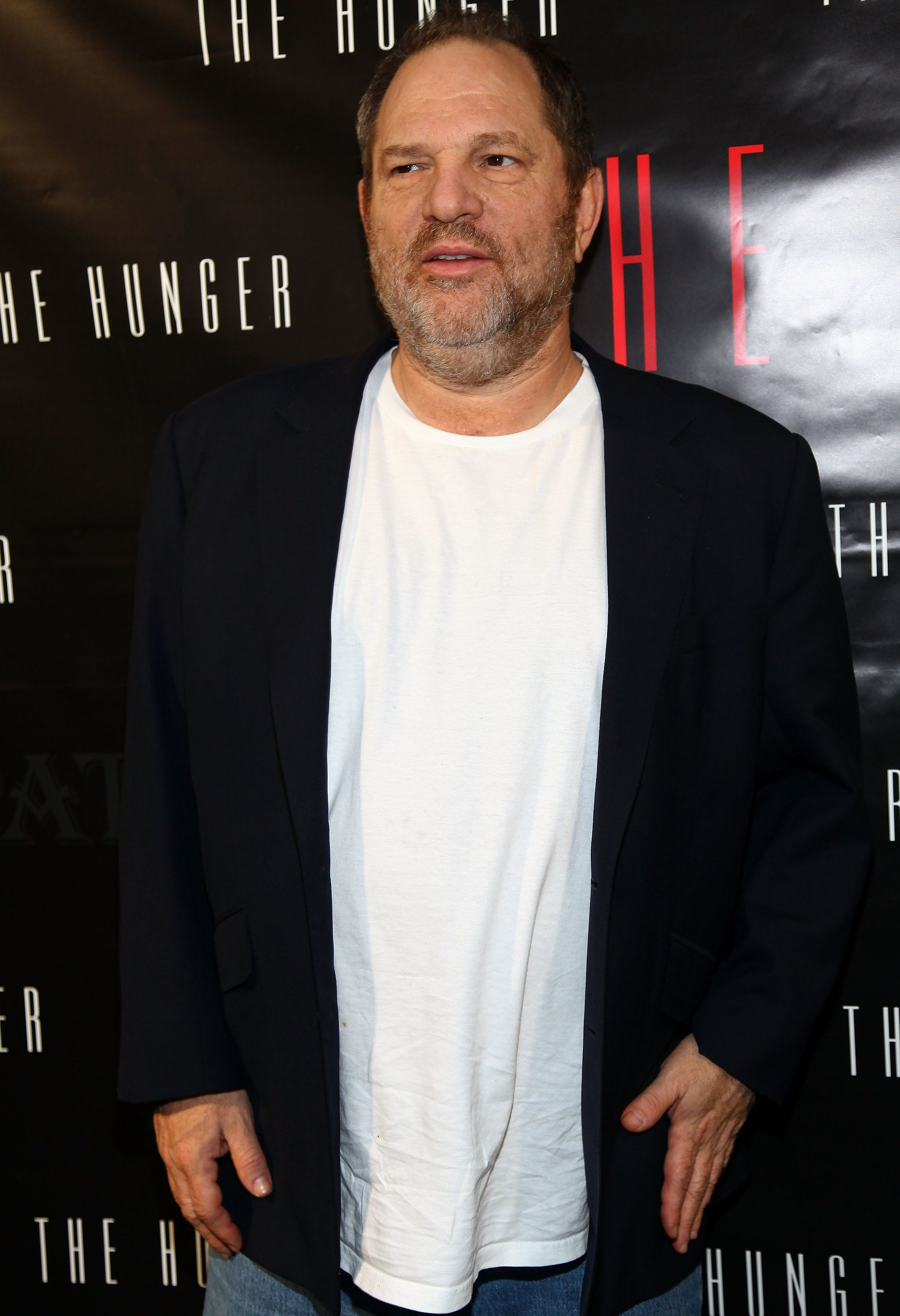 Harvey Weinstein attends a book launch in 2009.