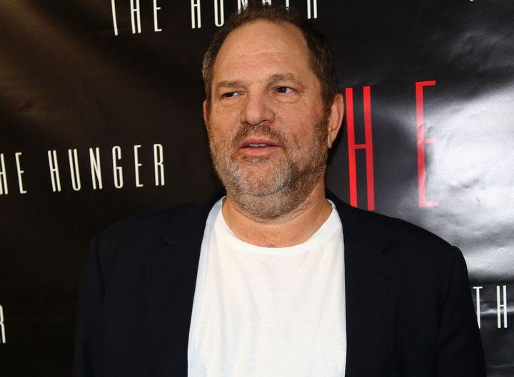 Harvey Weinstein attendsa book launch in 2009.