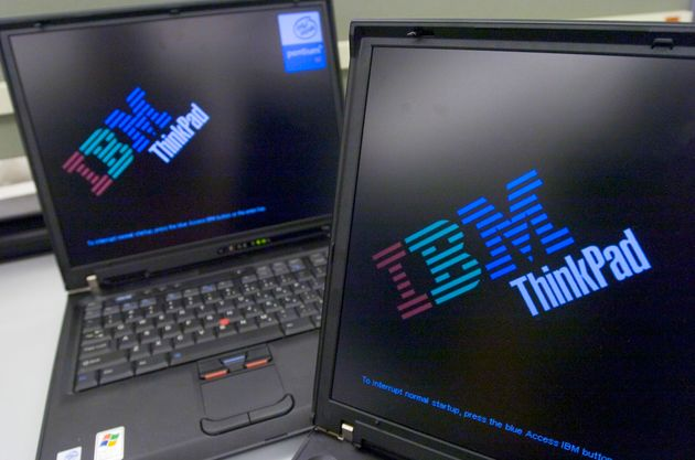 IBM computers were hit by a virus on Friday