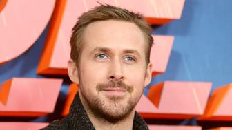 Ryan Gosling poses during a photocall to promote Blade Runner 2049 at a hotel in central London, Britain, September 2017. REUTERS/Mary Turner