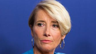 TORONTO, ON - SEPTEMBER 09:  Actress Emma Thompson of 'The Children's Act' attends The IMDb Studio Hosted By The Visa Infinite Lounge at The 2017 Toronto International Film Festival at Bisha Hotel & Residences on September 8, 2017 in Toronto, Canada.  (Photo by Rich Polk/Getty Images for IMDb)