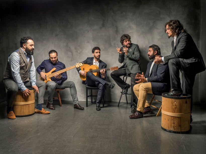 Flamenco Legends by Javier Limón: The Paco de Lucía Project