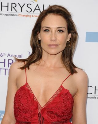 BRENTWOOD, CA - JUNE 03:  Actress Claire Forlani attends the 16th annual Chrysalis Butterfly Ball on June 3, 2017 in Brentwood, California.  (Photo by Jason LaVeris/FilmMagic)