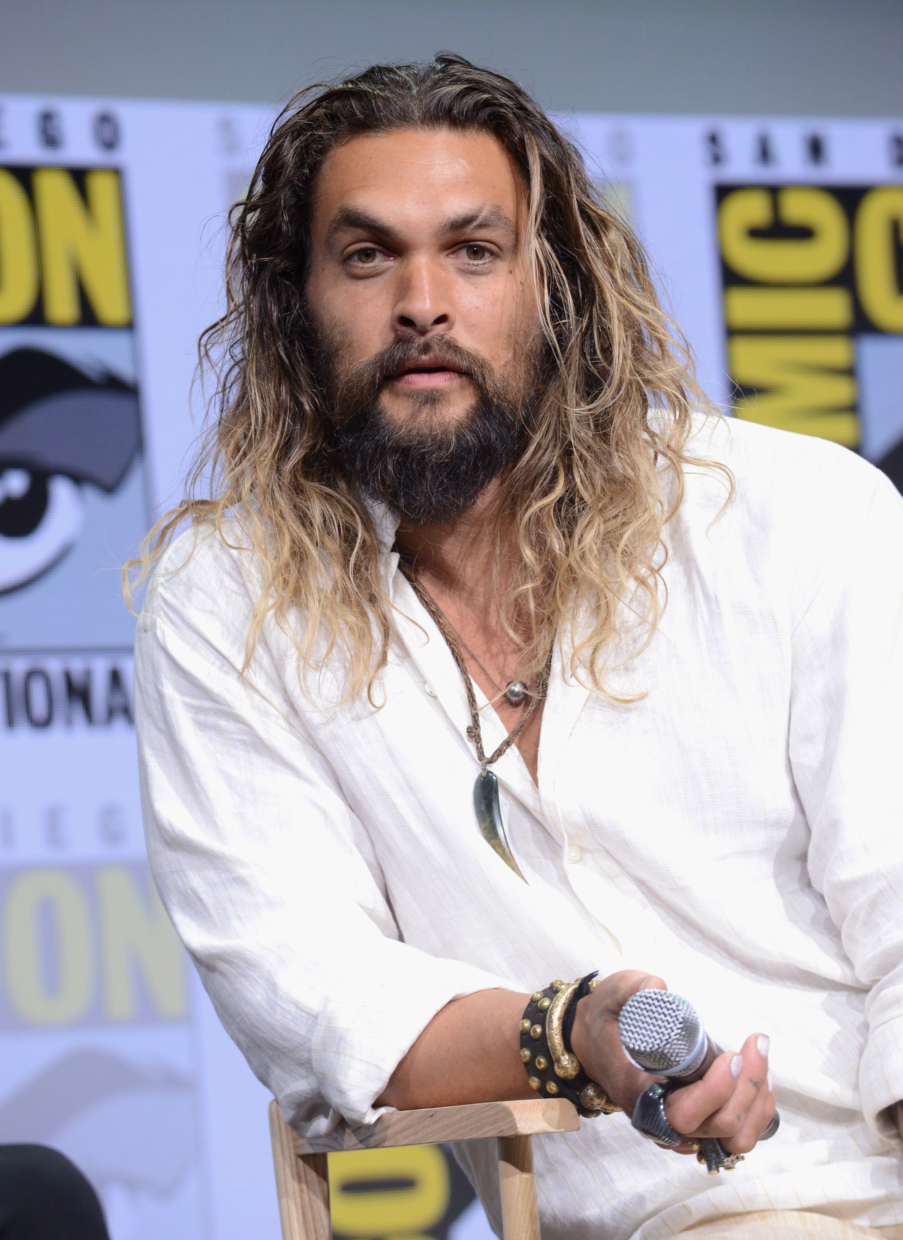 Jason Momoa Apologises After Making 'Unacceptable' 'Game Of Thrones' Rape