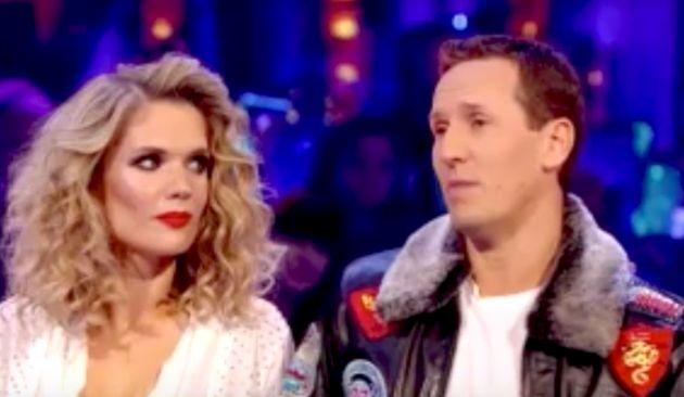 Brendan and Charlotte on last