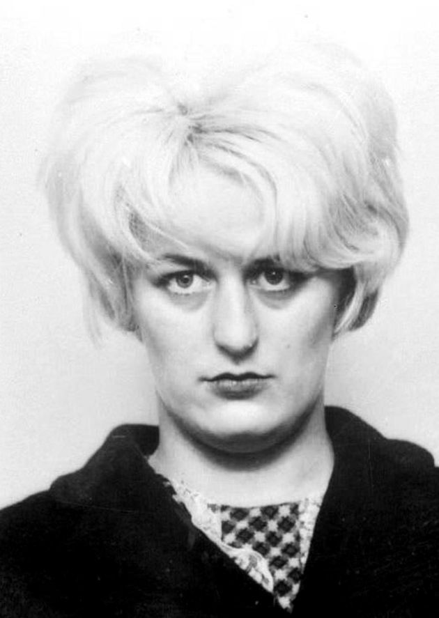 Myra Hindley died in prison in