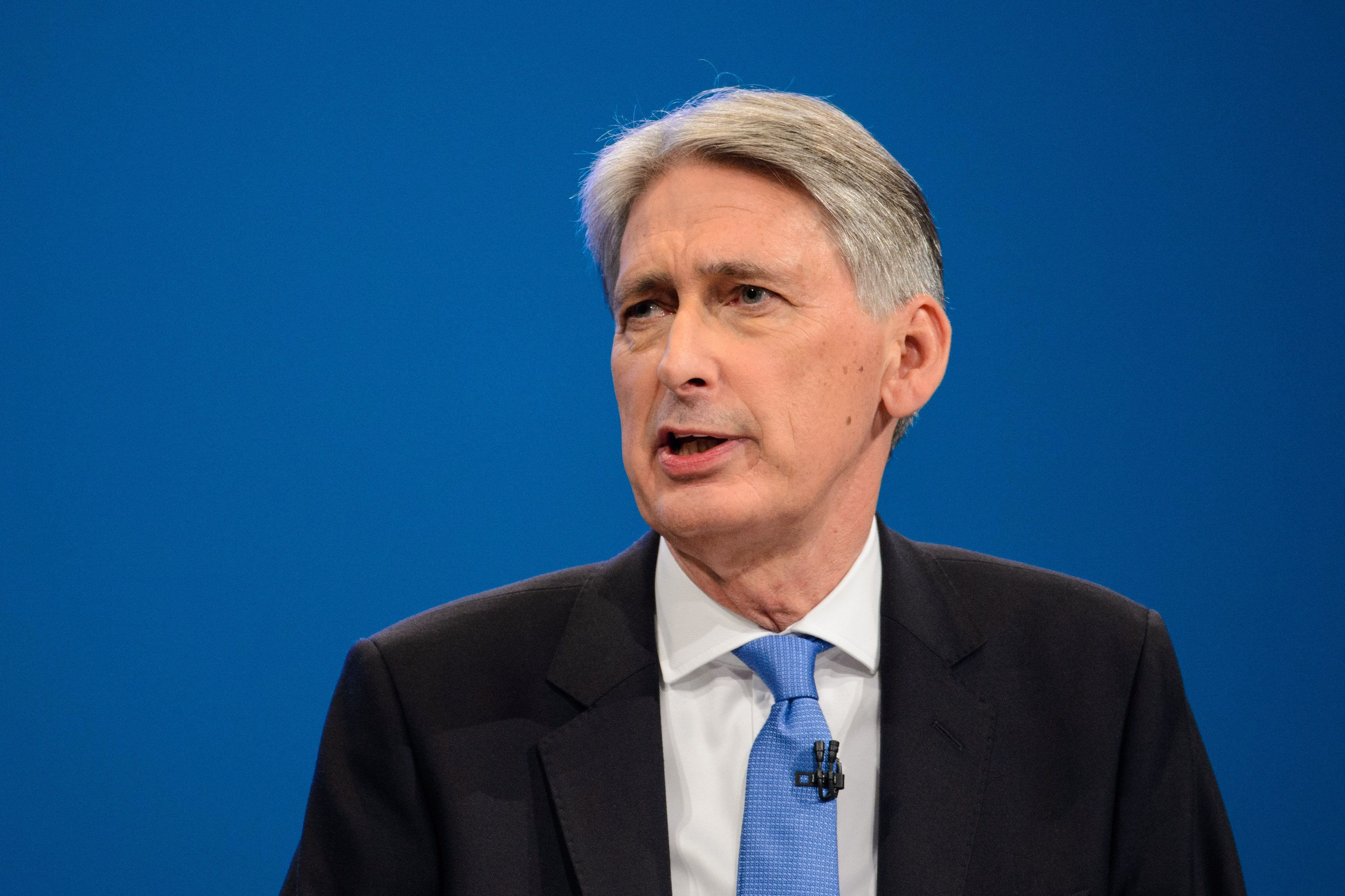 Theresa May Has 'Full Confidence' In Philip Hammond As Ex-Chancellor George Osborne Hints At Cabinet Talks To Oust