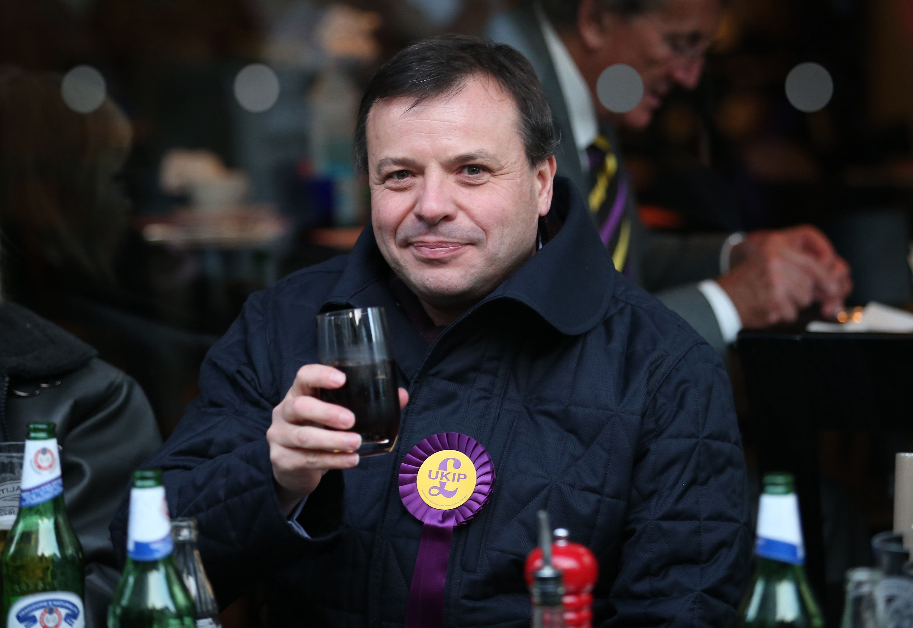Arron Banks Chastised By MPs After 'Mansplaining' How Women Should Deal With Sexual