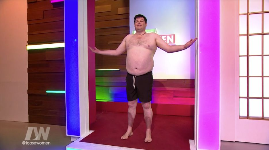 'The Chase' Star Mark Labbett Explains Why He Stripped Off On 'Loose