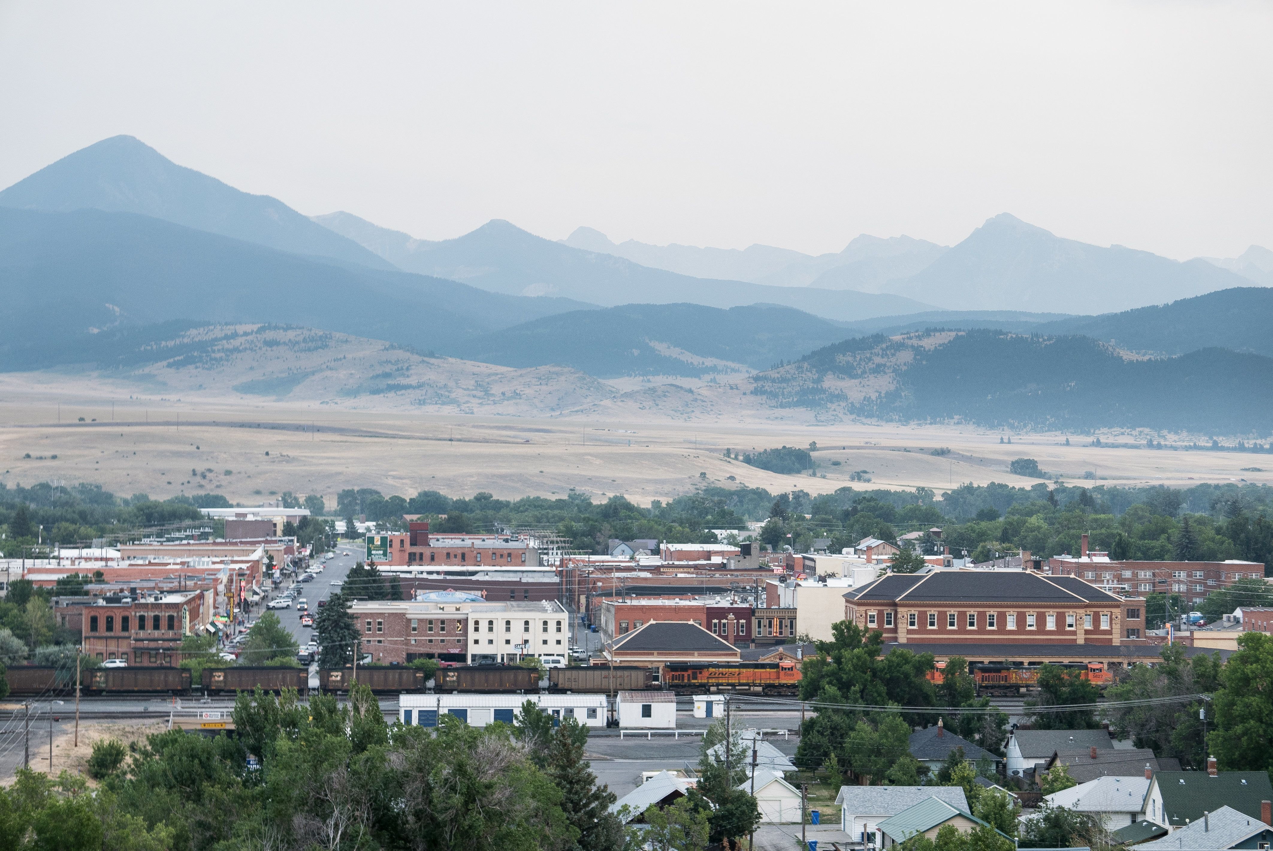 The Railroad Put This Montana Town On The Map. But It Left Behind A Toxic Legacy.