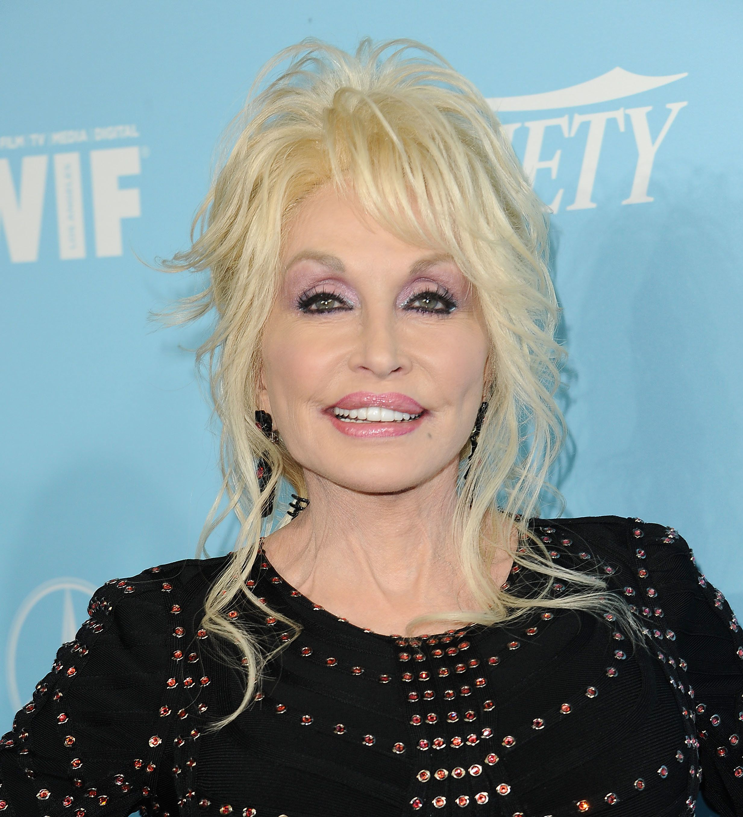 Dolly Parton Talks New Album And Tells Us Why She's Still Not Done Trying New