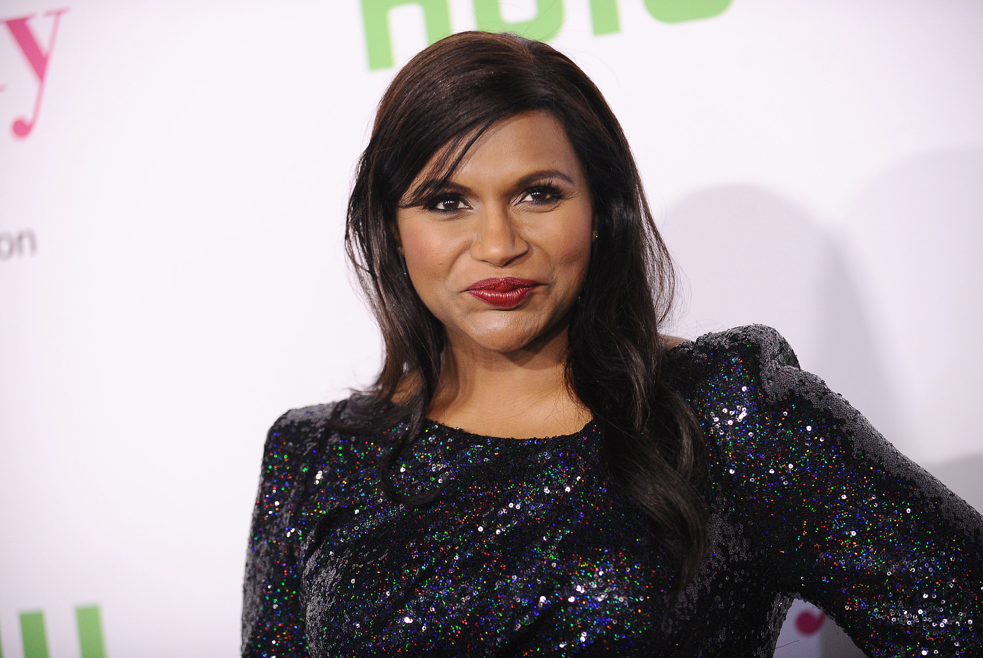 WEST HOLLYWOOD, CA - SEPTEMBER 12:  Actress Mindy Kaling attends 'The Mindy Project' final season premiere party at The London West Hollywood on September 12, 2017 in West Hollywood, California.  (Photo by Jason LaVeris/FilmMagic)