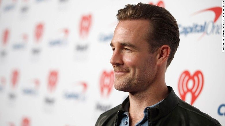 """James Van Der Beek '""""I've had my ass grabbed by older, powerful men, I've had them corner me in inappropriate sexual con"""