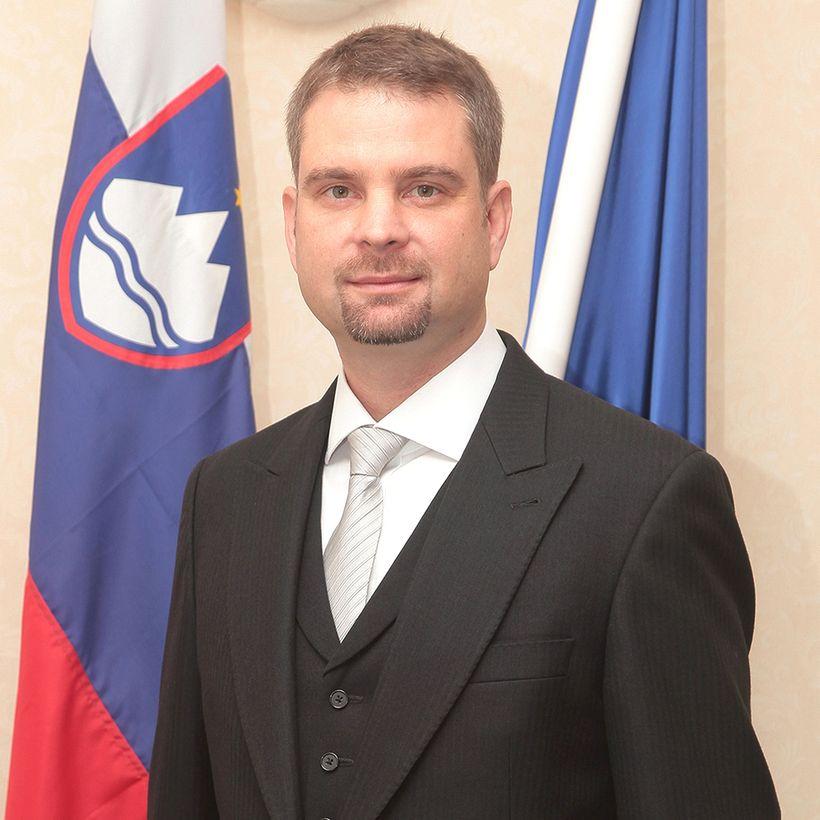 Ambassador Tadej Rupel