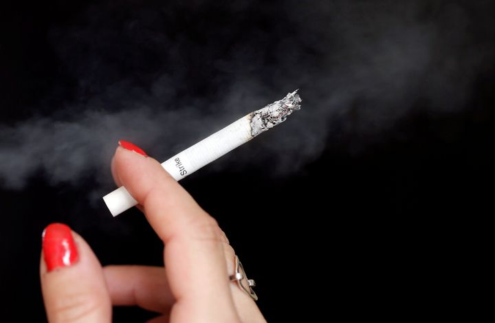 Particles from thirdhand smoke can cling to items in your home.